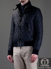 NAVY BLUE JACKET BURBERRY LONDON