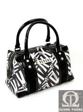 Túi xách Versace Black & White